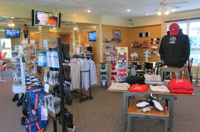 Picture Golf Shop